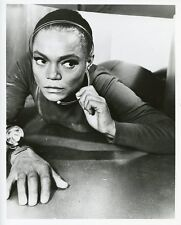 EARTHA KITT PORTRAIT MISSION: IMPOSSIBLE ORIGINAL 1967 CBS TV PHOTO