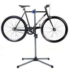 Soporte de Trabajo Reparación para Bicicleta Altura Ajustable con Bandeja