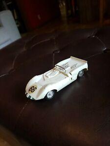 Vintage STROMBECKER 1/24 Slot Car Runs. Chaparral 2c.  L@@k
