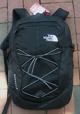 THE NORTH FACE WOMENS BOREALIS BACKPACK- DAYPACK- # CHK3- TNF BLACK