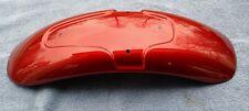Harley v rod vrod vrsc OEM Sport front fender metallic red BRAND NEW VRSCSE?