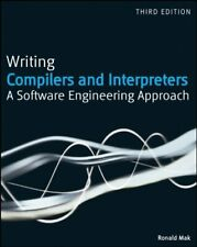 Writing Compilers and Interpreters: An Applied Appro... by Mak, Ronald Paperback