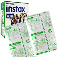 Fujifilm INSTAX Instant film WIDE picture for camera 200/210/300 x20 prints Pack