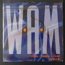 "W.A.M. – W.A.M Welcome Amadeus Mozart (Vinyl,12"",MAXI 33 TOURS)"