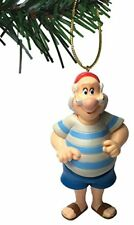 """Disney Peter Pan Mr Smee 3"""" Figure Doll Toy Christmas Holiday Ornament"""