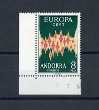 Andorra-Posta spagnola n. 71 ** eckrand L.U. me 90,- + +!!! (120495)