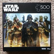 Disney Star Wars He's All Yours Bounty Hunter 500 Piece Puzzle Buffalo Games