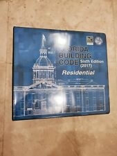 Florida Building Code - Residental 6th edition 2017