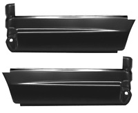 Lower Rear Quarter Panel Section fits 92-14 Ford Econoline Van-RIGHT