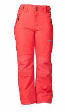 Arctix Girls Ski, Snowboard, and Snow Insulated Pants (Melon, Youth Size L)