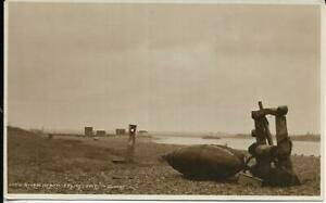 FELIXSTOWE, Rivier Deben,  old Judges postcard,  Suffolk