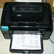 HP LaserJet P1102w USB Wireless Printer w/ Toner TESTED 7318 pages