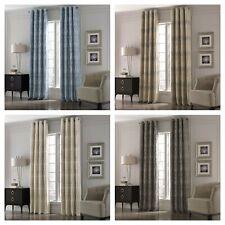 Valeron® Lustre Grommet Luxury Jacquard Window Panel
