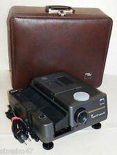 Diaprojektor ZETT/Leica Royal AFS AV Super Talon 2,5/90 MC Germany Überblendung!