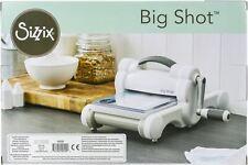 Sizzix Big Shot A5 Machine - Gray/White