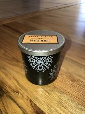 Yankee Candle Black Magic 7 Oz. Limited Edition Candle- Unused