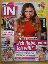 IN Sophia Thomalla Stefanie Giesinger Jack Nicholson Borussia Dortmund S. Miller