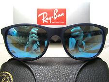 Ray-Ban 4202 Andy 6153/55 55/17 occhiale da sole, NUOVO ORIGINALE