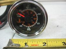 Commercial Semi Truck Water Temperature Gauge PAI P/N FGG-0515 Ref. # 82703-72