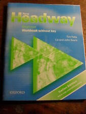 "FALLA SOARS ""NEW HEADWAY BEGINNER WORKBOOK WITHOUT KEY"" OXFORD"