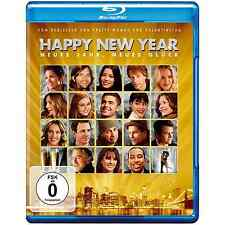 HAPPY NEW YEAR [Blu-ray] Ashton Kutcher, Halle Berry, Jon Bon Jovi u.v.a. OVP