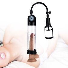 Penis Vacuum Pump Stretcher Automatic Dick Enlarger Helper