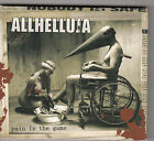 ALLHELLUJA - pain is the game CD