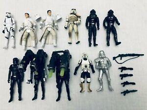 Star Wars Imperial Trooper Action Figures Job Lot Bundle