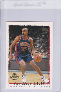 1994-95 Topps Grant Hill RC NOT MINT