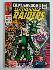 Captain Savage and his Leatherneck Raiders (1967) #2 - Fine/Very Fine