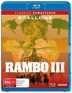 Rambo - First Blood III Blu-ray
