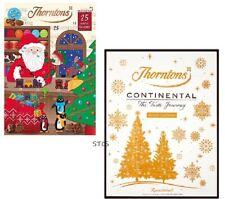 Thorntons Chocolate CHRISTMAS Advent Calendar 2020 - Continental Santa