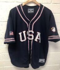 Team USA Baseball Jersey Steve Barrys Size Mens 3XL