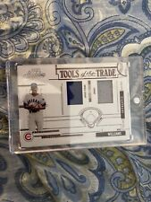2005 Playoff Absolute Tott Baseball: Billy Williams Patch/Jersey 106/150