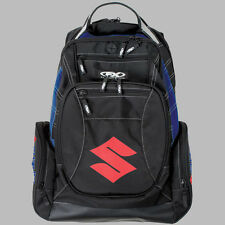 OFFICIALLY LICENSED BACKPACK SUZUKI NYLON PADDED LAPTOP POUCH 16-88498 ...