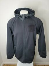 Under Armour Mens  Full Zip Black Coldgear Hoodie XL  See condition description