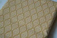 Indian Handmade Natural Hand Block Printed 10 Yard Sanganeri Cotton Fabric **