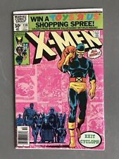 The X-Men #138 Marvel Comics Vf