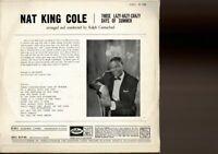 Nat King Cole-Those lazy hazy crazy days-VINYL LP-USED-Aussie press