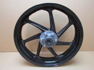 BMW S1000RR M Sport Gen 4 2020 2,023 miles carbon fibre front wheel (5395)