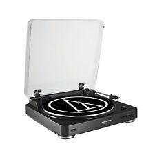 Audio-Technica ATLP60BKATN3600L Turntable