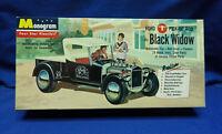 Vintage Monogram 1960 Black Widow Ford T PC60-149