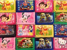 Boys Girls Disney Paw Patrol Zip Wallet Bag Purse Xmas Stocking Filler Gift Kids