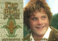 Lord of the Rings Return of King Sam's Wedding Jacket Costume Card