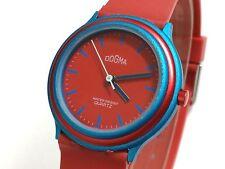 Reloj pulsera cadete Dogma Crystal Quartz Original Vintage sport