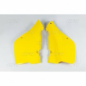 UFO Suzuki Side Panels RM 250 1989 - 1992 Yellow