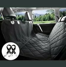 Bonve Pet Dog Seat Cover - Waterproof Pets Car Seat Covers Liner ? With 2 Pet