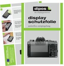 6x Fujifilm x-t100 Pellicola Protettiva Opaca Pellicola Di Protezione Schermo Pellicola Protezione Display