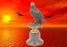 Bronze Sculpture Eagle Vintage Aesthetics Present Christmas Decoration Luxury