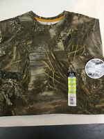 Realtree Youth Colorblock Short Sleeve Tee